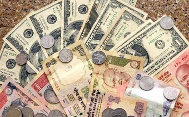 Rupee gains 14 paise against dollar in early trade