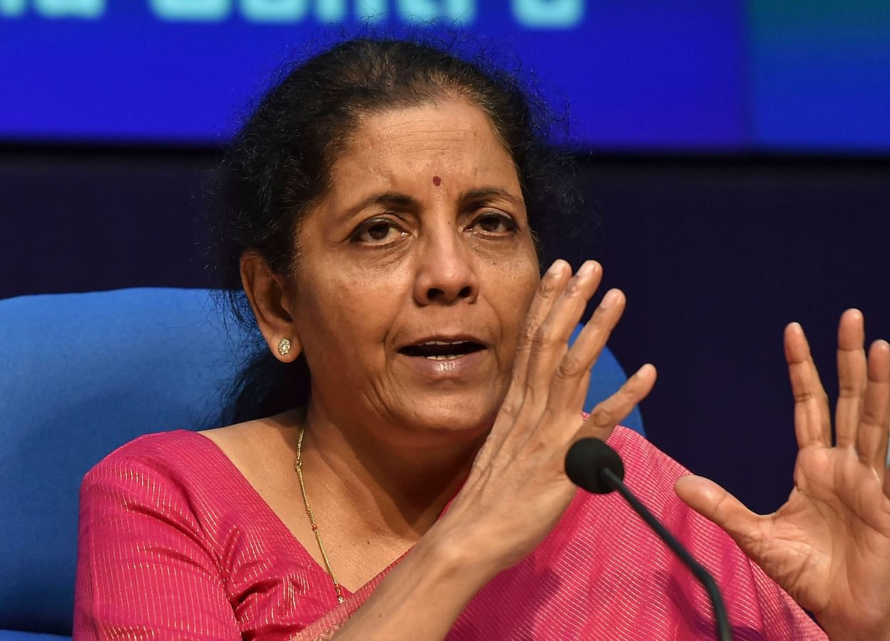 PSBs to purchase NBFC Bonds/CPs worth Rs.14,667 cr under extended PCGS: Nirmala Sitharaman