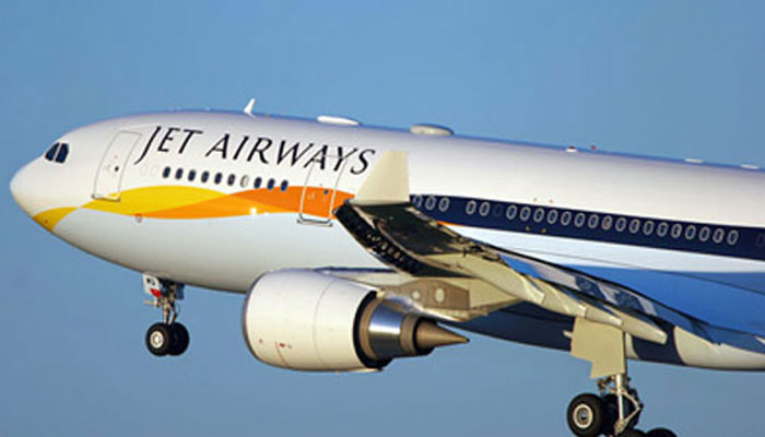 Jet Airways shares plunge over 6 pc after co grounds 7 more planes
