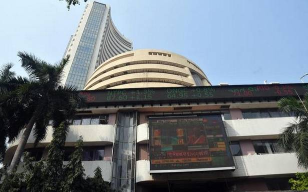 Sensex tops 50,000-level in opening trade