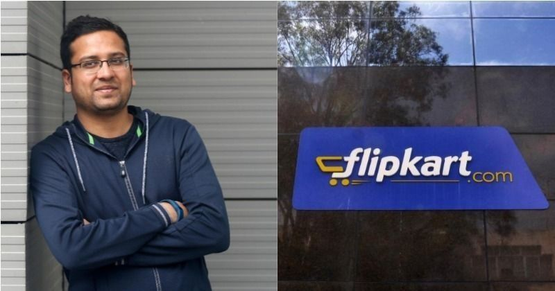Flipkart Group CEO Binny Bansal quits