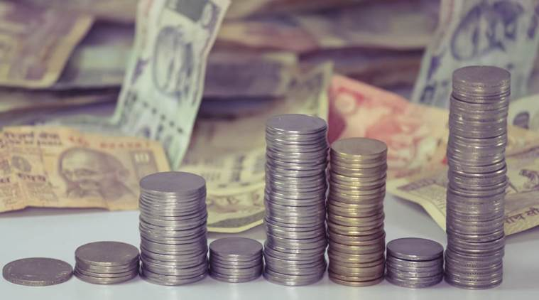 Rupee falls 33 paise to 72.96 against US dollar