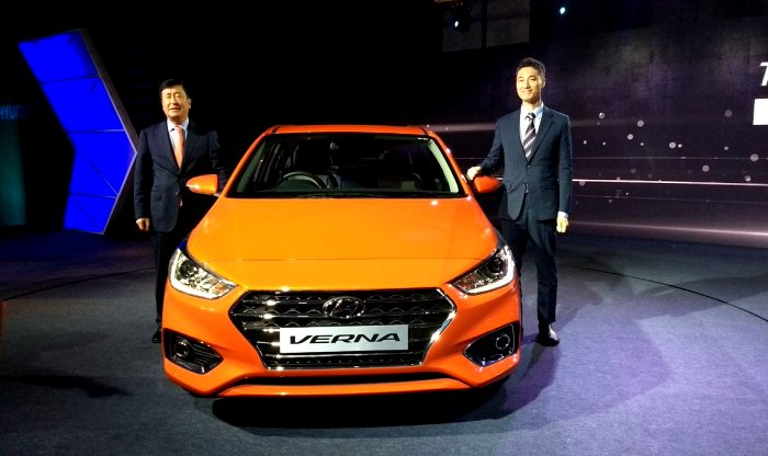 Hyundai launches next gen Verna priced at Rs 7.99 lakh