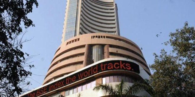 Sensex back on rails, bounces 127 points