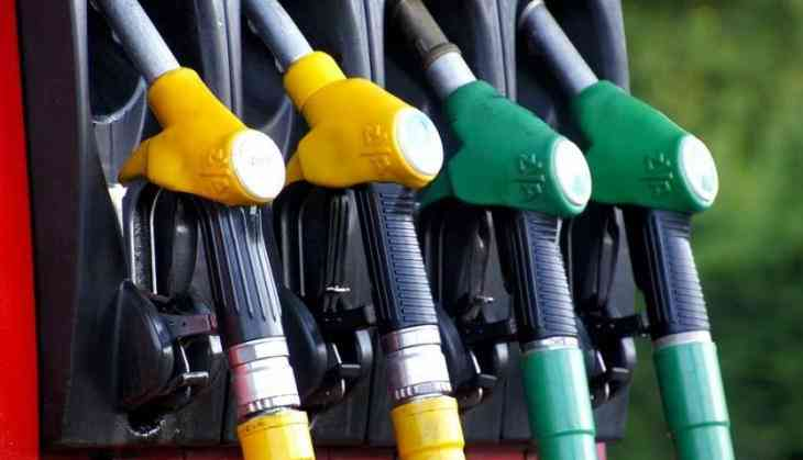 Petrol, diesel continue to touch a new height