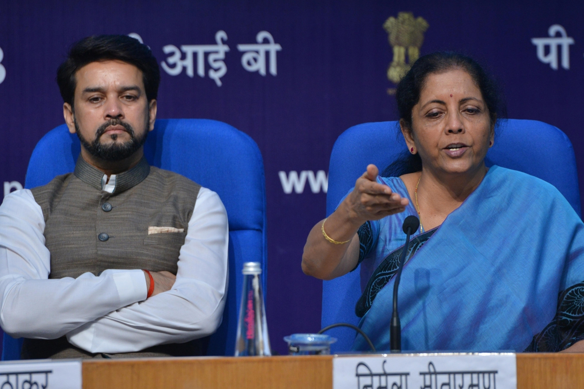 Nirmala Sitharaman to inaugurate NeAC for better taxpayer service