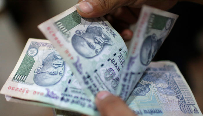 Rupee rises 39 paise against US dollar in early trade