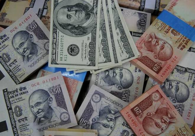 Rupee rises 24 paise against US dollar in early trade
