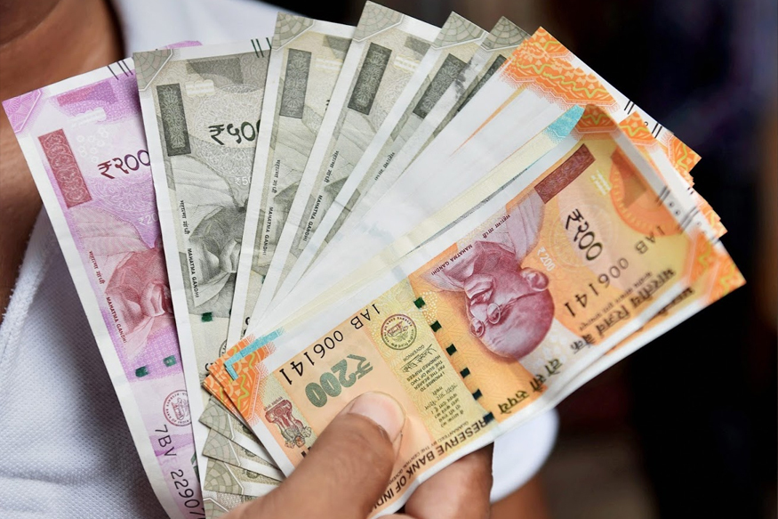 Rupee rises 26 paise to 69.00 against US dollar in early trade