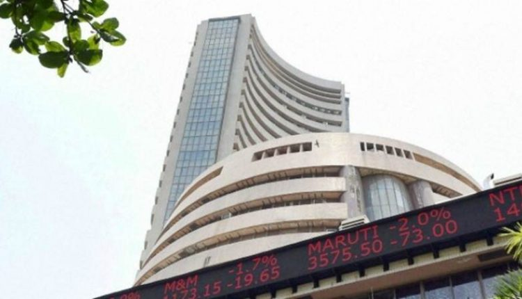 Sensex rises over 100 points on fresh fund inflow
