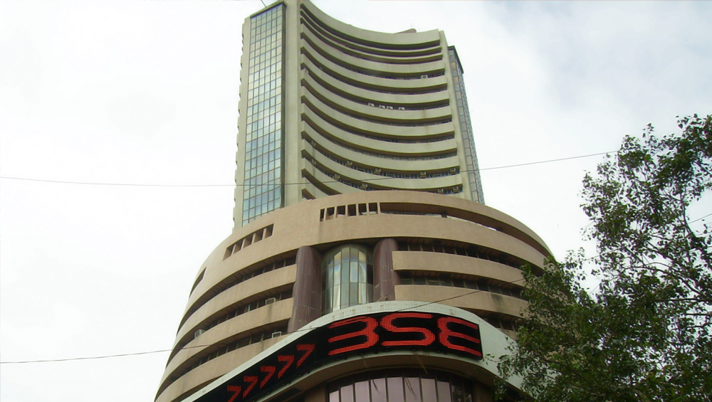 Sensex tumbles over 300 points in early trade
