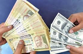 Rupee plunges by 32 paise against dollar in early trade today