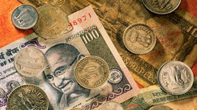 Rupee down 12 paise in early trade