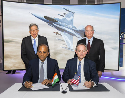 Lockheed Martin, Tata announce F-16 India partnership
