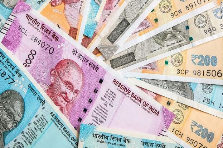 Rupee falls 47 paise against US dollar