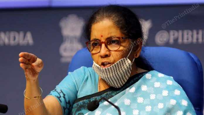 Centre and States need to talk on reducing taxes on fuels: Nirmala Sitharaman