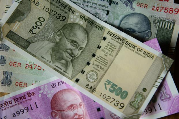 Rupee rebounds 4 paise in opening trade