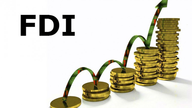 FDI in country rises 23% to about 13 bn dollars in first quarter of this fiscal