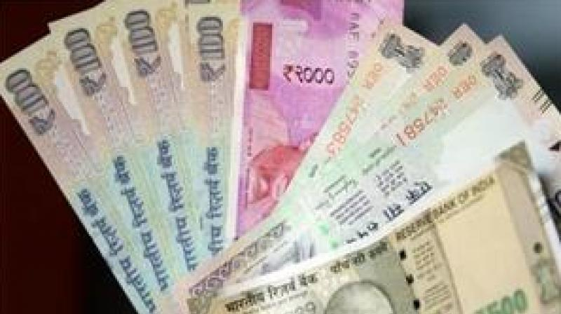 Rupee opens flat against US dollar in early trade