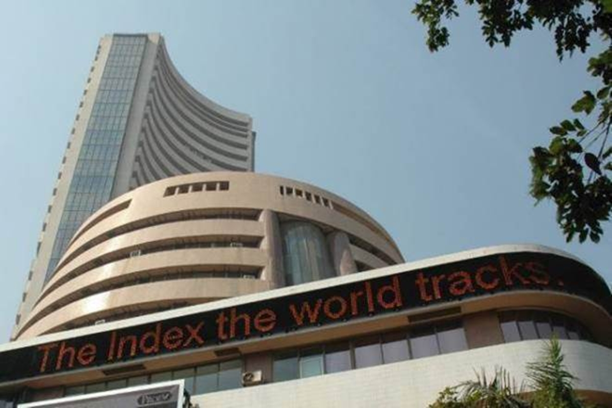Sensex declines over 100 points in early trade