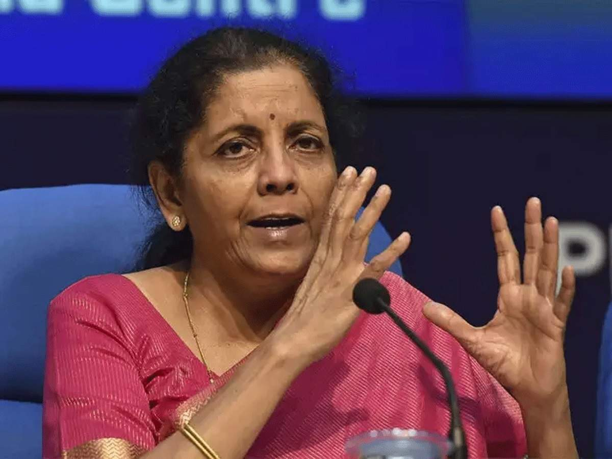 Economic Task Force to soon announce economic  relief package: Nirmala Sitharaman