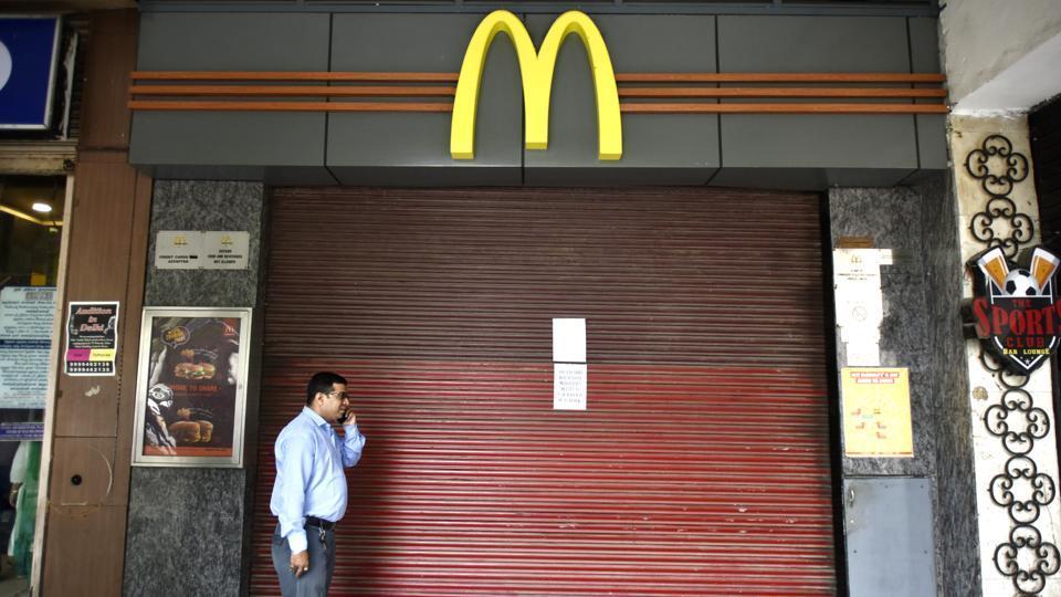 McDonald's shops in east, north India face closure : Vikram Bakshi