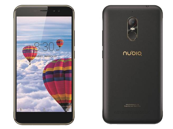 Nubia Launches N1 Lite For ₹6,999 In India