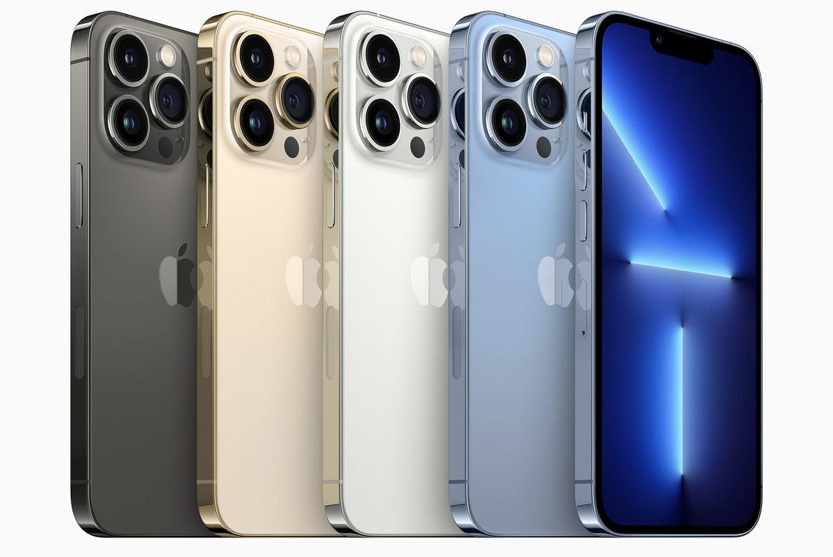 Apple unveils iPhone 13 Pro, iPhone 13 Pro Max