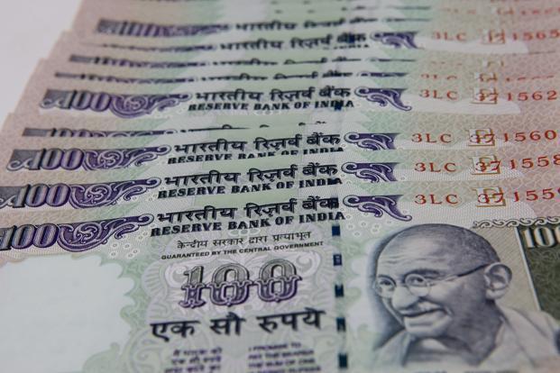 Rupee turns weak against dollar