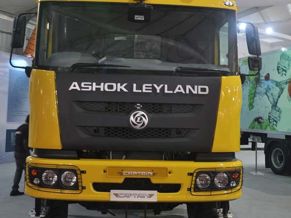 Ashok Leyland to invest Rs 400 crore in new models