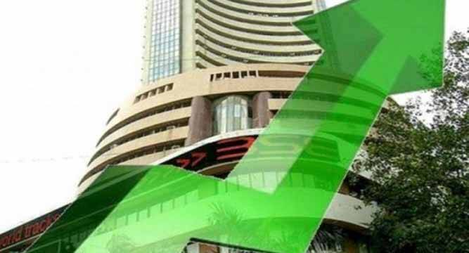Sensex up 100 points in early trade today