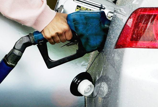 Petrol price hiked by Rs.1.23/litre, diesel by 89 paise