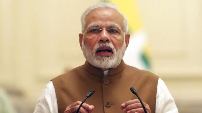 Prime Minister Narendra Modi (EAC-PM) is going to control now at the NITI Aayog.