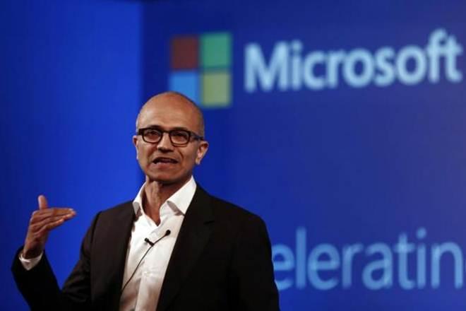 Microsoft chief Satya Nadella takes home $17.7 mn pay