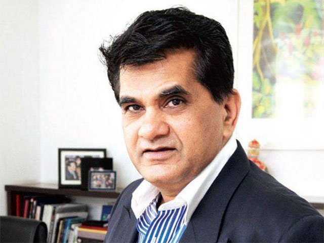 India needs to grow at 9-10 percent to lift millions out of poverty: Amitabh Kant
