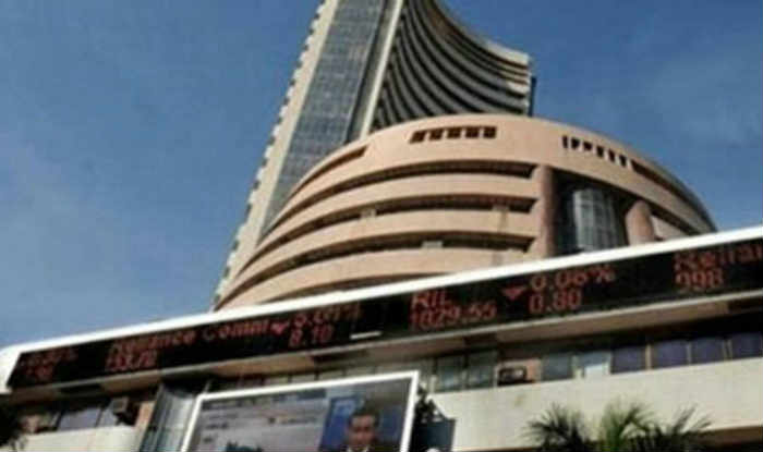 Sensex bounces 56 points in early trade
