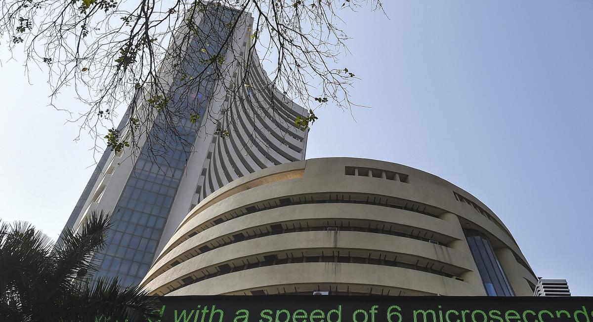 Sensex jumps over 150 points ahead of RBI policy outcome