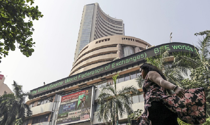Sensex rises 63 points on GST, F&O expiry