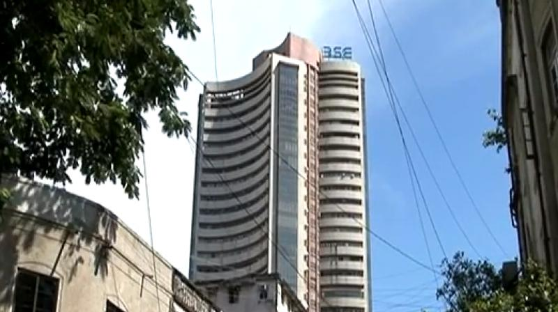 Sensex at new peak of 32,533 on fund inflow, F&O expiry