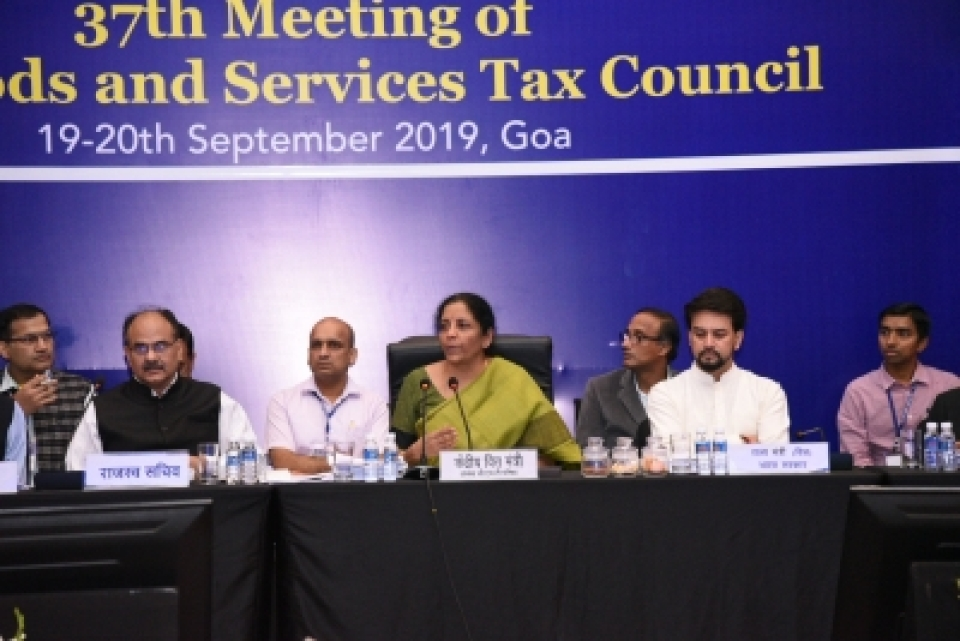 GST Council rates cut in several items