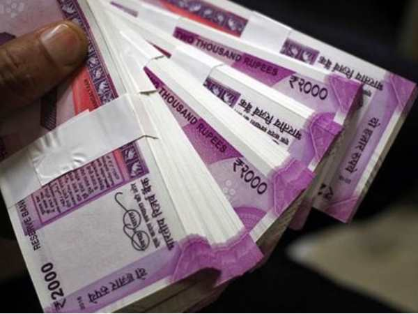 Rupee gains 26 paise against US dollar
