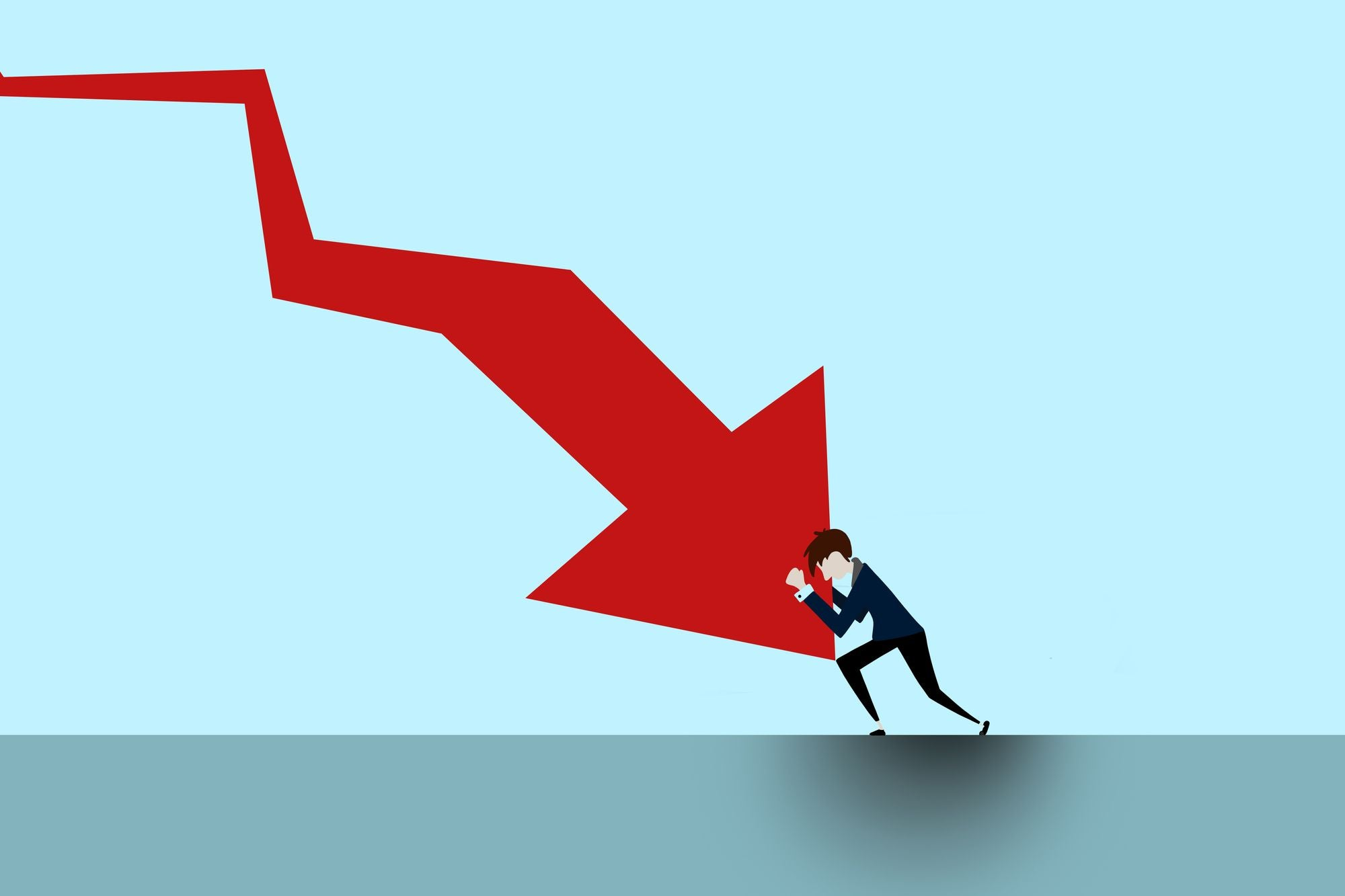 India facing its worst recession in current fiscal: Crisil