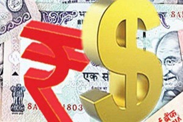 Rupee slips 2 paise against US dollar