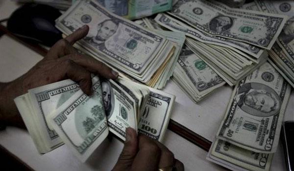 Forex reserves down USD 443.6 million to USD 375.27 billion