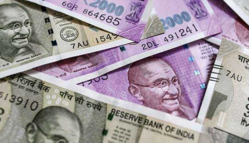 Rupee rises 22 paise against US dollar