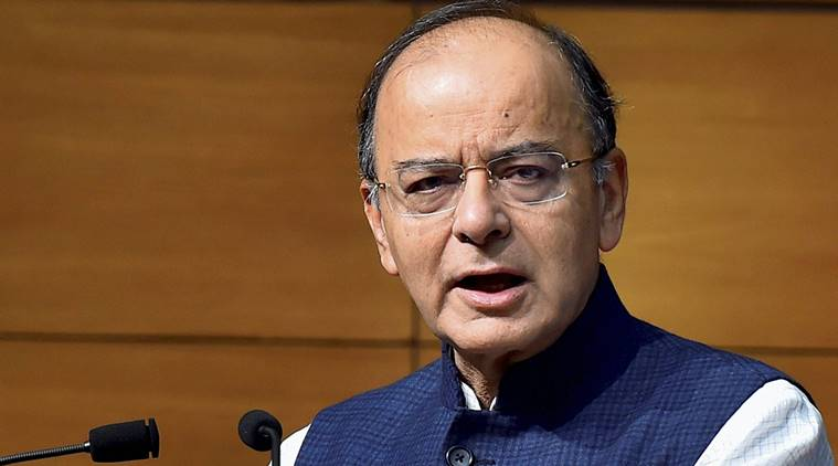 FM Arun Jaitley says government will maintain fiscal deficit this year without drawing from RBI reserves