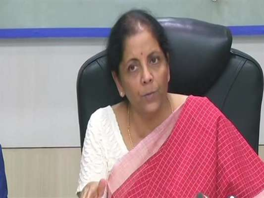 Liquidity not an issue for banks: Nirmala Sitharaman