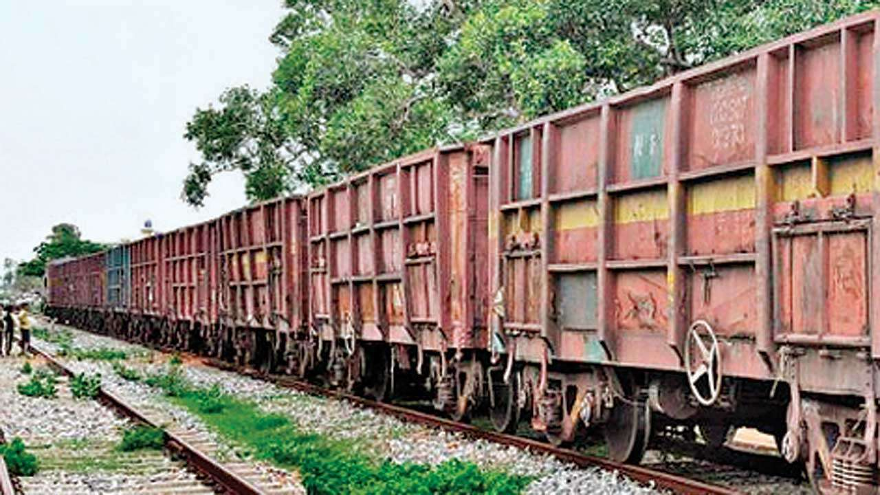 railwaysregisters18%increaseinfreightfromoct18ascomparedtolastyear