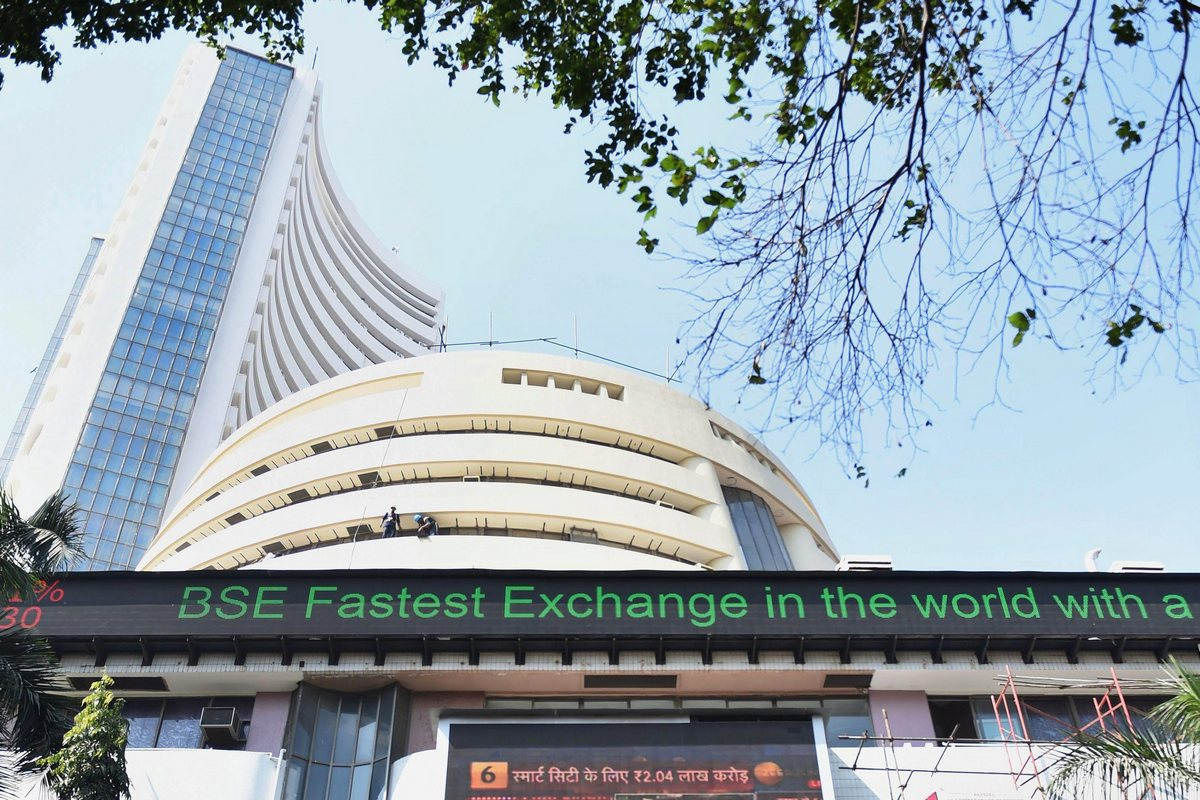 Sensex jumps over 150 points in opening trade