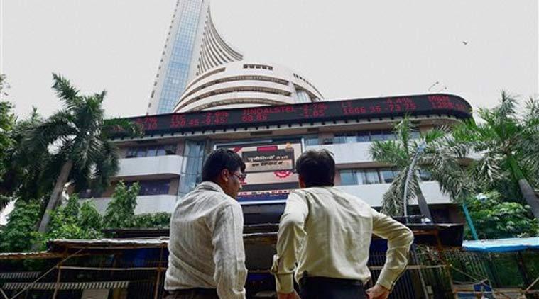 Sensex climbs 211 points on positive economic data points
